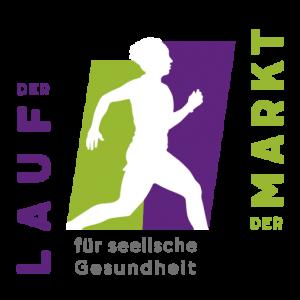 Logo DER LAUF & DER MARKT für seelische Gesundheit