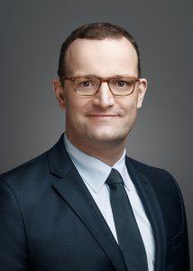 Porträtfoto Jens Spahn Bundesminister für Gesundheit und Mitglied des Deutschen Bundestages; Foto: BMG/Maximilian König