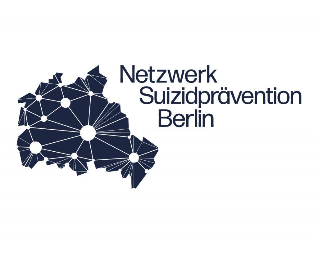 Logo des Netzwerk Suizidprävention Berlin